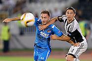 FK Partizan - AZ 15-16