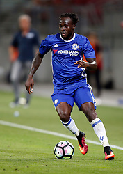 20.07.2016, Wörthersee Stadion, Klagenfurt, AUT, Testspiel, RZ Pellets WAC gegen FC Chelsea im Bild Victor Moses (FC Chelsea) // during a football test match between RZ Pellets WAC and FC Chelsea at the Wörthersee Stadium, Klagenfurt, Austria on 2016/07/20, EXPA Pictures © 2016, PhotoCredit: EXPA/ Wolfgang Jannach
