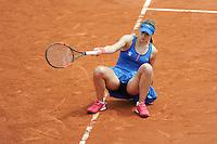 Alize CORNET  - 29.05.2015 - Jour 6 - Roland Garros 2015<br />Photo : Nolwenn Le Gouic / Icon Sport