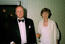 MR & MRS ANDREW PARKER BOWLES he is the former husband of Camilla Parker Bowles, at a ball in London on 23rd June 1997.LZO 36
