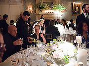 POLLY MORGAN, Dinner to mark 50 years with Vogue for David Bailey, hosted by Alexandra Shulman. Claridge's. London. 11 May 2010 *** Local Caption *** -DO NOT ARCHIVE-© Copyright Photograph by Dafydd Jones. 248 Clapham Rd. London SW9 0PZ. Tel 0207 820 0771. www.dafjones.com.<br /> POLLY MORGAN, Dinner to mark 50 years with Vogue for David Bailey, hosted by Alexandra Shulman. Claridge's. London. 11 May 2010