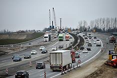 20160304 Motorvejsudvidelse ved Køge