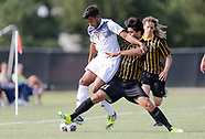 OC Men's Soccer vs Oklahoma Baptist University - 9/7/2017