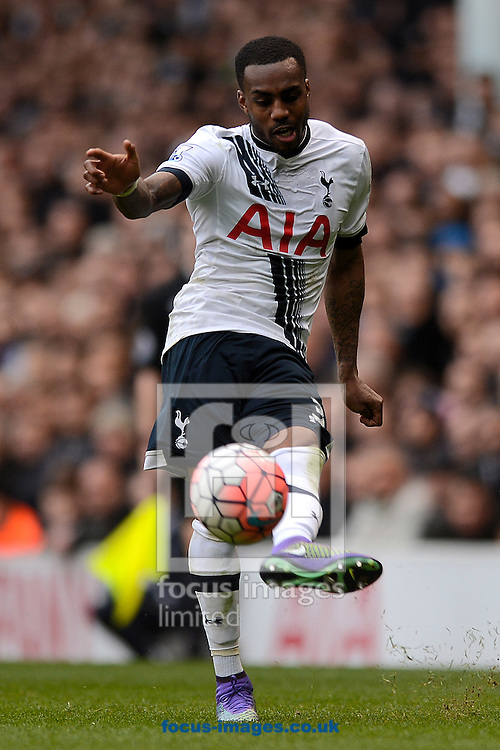 Danny Rose of Tottenham Hotspur during the FA Cup match between Tottenham Hotspur and Crystal Palace at White Hart Lane, London<br /> Picture by Richard Blaxall/Focus Images Ltd +44 7853 364624<br /> 21/02/2016