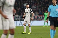 can - 14.03.2017 - Torino - Champions League  -  Juventus-Porto nella  foto: Andrea Barzagli