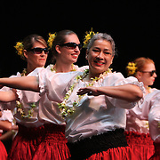 Hulu performances at the 3rd Annual Live Aloha Hawaiian Cultural Festival at Seattle Center on September 12, 2010.