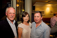 "19/7/2011. Dr. John Winters, Moycullen,  in McSwiggans for the pre show reception of Propellors ""Comedy of Errors"" by Shakspeare in the Galway Arts Festival, sponsored by Ulster Bank. Photo:Andrew Downes"