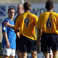 St Johnstone v Raith Rovers....20.09.03<br />