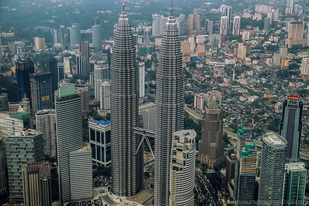 Petronas Twin Towers & KLCC