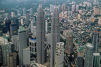 Petronas Twin Towers & KLCC