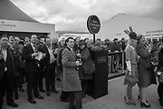 Cheltenham races, Tuesday. 14 March 2017