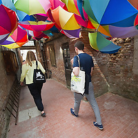 VENICE, ITALY - JUNE 02:  General view of the entrance to the Pavillion of Bangladesh taking part for the first time to the Venice Biennale on June 2, 2011 in Venice, Italy. This year's Biennale is the 54th edition and will run from June 4th until 27 November.