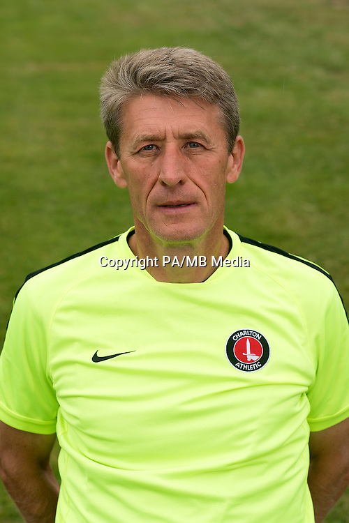 Charlton Athletic development coach Sergei Baltacha