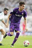 ACF Fiorentina's Gareth Bale during Santiago Bernabeu Trophy. August 23,2017. (ALTERPHOTOS/Acero)
