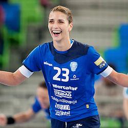 20140201: SLO, Handball - EHF Women's Champions League, RK Krim Mercator vs HK Larvik