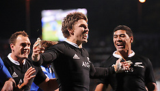 New Plymouth-Rugby, New Zealand v France, June 22