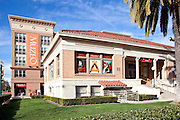Muzeo Cultural Arts Building in Anaheim California