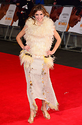 Joanne Salley attends The Royal Film Performance of Mandela Loing Walk To Freedom Film Premiere at Odeon Leicester Square, London, United Kingdom. Thursday, 5th December 2013. Picture by Nils Jorgensen / i-Images