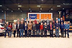 Huldiging Fokkerij<br /> KWPN Henstenkeuring 's Hertogenbosch 2015<br /> © Dirk Caremans