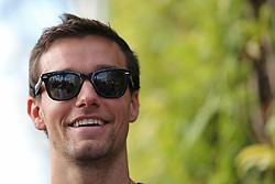 Jolyon Palmer (GBR), Renault Sport F1 Team <br /> <br />  beim GP von Singapur 2016 in Singapur <br /> <br /> / 150916<br /> <br /> ***Formula One Grand Prix of Singapore at Marina Bay Street Circuit on September 15, 2016 in Singapore.***