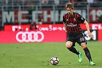 08.05.2017 - Milano - Serie A 35a giornata - Milan-Roma - Nella foto:  Mario Pasalic - Milan
