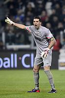 Gianluigi Buffon Juventus  <br /> Torino 07-02-2015, Juventus Stadium, Football Calcio 2014/2015 Serie A, Juventus - Milan, Foto Image Sport/Insidefoto