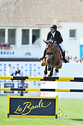 Kent FARRINGTON (USA) riding GAZELLE during the International Show Jumping of La Baule 2018 (Jumping International de la Baule), on May 18, 2018 in La Baule, France - Photo Christophe Bricot / ProSportsImages / DPPI
