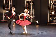 The BBC presents the Grand Final of  BBC Young Dancer 2015 at Sadler's Wells Theatre, London. Picture features: Archie Sullivan