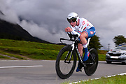 Elynor Backsted (Great Britain) during the 2018 UCI Road World Championships, Women Juniors Individual Time Trial 20 km on September 24, 2018 in Innsbruck, Austria - Photo Dario Belingheri / BettiniPhoto / ProSportsImages / DPPI