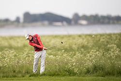 June 2, 2017 - BarsebäCk, Sverige - 170602 Marcel Siem, Tyskland under dag tvÃ¥ av golftävlingen Nordea Masters den 2 juni 2017 i Barsebäck  (Credit Image: © Petter Arvidson/Bildbyran via ZUMA Wire)