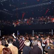 Concert Dario, zaal, publiek