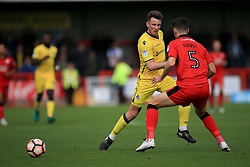 Ollie Clarke of Bristol Rovers in action - Mandatory by-line: Jason Brown/JMP - 05/11/2016 - FOOTBALL - Checkatrade.com Stadium - Crawley, England - Crawley Town v Bristol Rovers - Emirates FA Cup first round