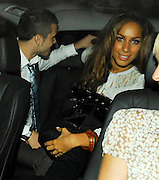 24.SEPTEMBER.2007. LONDON<br /> <br /> **EXCLUSIVE PICTURES**<br /> <br /> LEONA LEWIS LEAVING THE MANDARIN HOTEL, KNIGHTSBRIDGE WITH A BIG BOQUET OF FLOWERS AFTER PEFORMING HER NEW SINGLE AT A LAUNCH PARTY. SHE WAS SMILING ALL THE WAY TO CAR AND KEPT SHOWING OFF HER LEFT HAND WHICH HAS AN ENGAGMENT RING ON WHICH IS WHY SHE WAS SMILING SO MUCH AND THEN MET HER BOYFRIEND OR NEW FIANCEE LOU IN THE WAITING CAR.<br /> <br /> BYLINE: EDBIMAGEARCHIVE.CO.UK<br /> <br /> *THIS IMAGE IS STRICTLY FOR UK NEWSPAPERS AND MAGAZINES ONLY*<br /> *FOR WORLD WIDE SALES AND WEB USE PLEASE CONTACT EDBIMAGEARCHIVE - 0208 954 5968*
