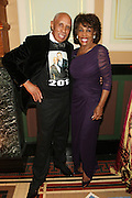January 21, 2013-Washington, DC- (L-R) Entreprenuer Mack Wilbourn and U.S. Congresswoman Maxine Waters  attends the BET Inaugural Ball held at the Smithsonian National Art Museum and National Portrait Gallery on January 21, 2013 in Washinton, D.C. The 57th Presidential Inauguration celebrates the beginning of the second term of President Barack H. Obama. (Terrence Jennings)