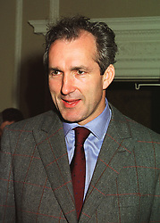 MR JEREMY KING the owner of The Ivy the leading restaurant, at a party in London on 19th March 1998.MGE 15