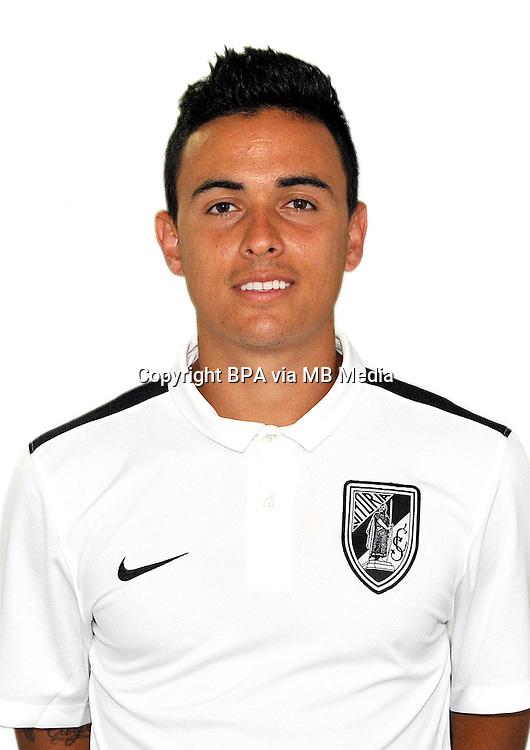 Portugal - Primera Liga NOS 2015-2016 /  <br /> ( Vitoria Guimaraes SC ) - <br /> Santiago Montoya Munoz &quot; Santiago Montoya &quot;