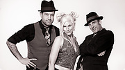 Kate Carter, Dan Kaufman and Kevin Balmer.