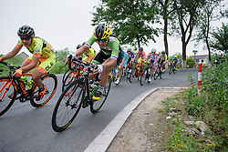 Rachele Barbieri (Cylance Pro Cycling) - Tour of Chongming Island 2016 - Stage 2. A 113km road race on Chongming Island, China on May 7th 2016.