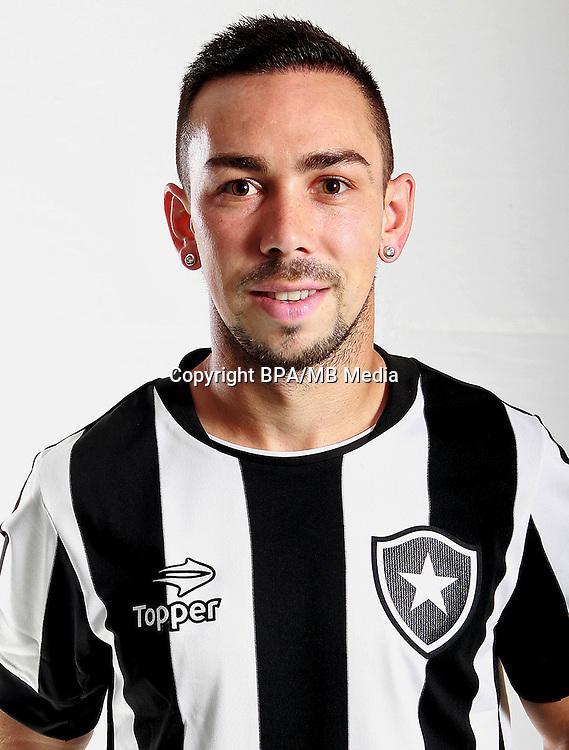 Brazilian Football League Serie A / <br /> ( Botafogo de Futebol e Regatas ) - <br /> Damian Emanuel Lizio &quot; Damian Lizio &quot;