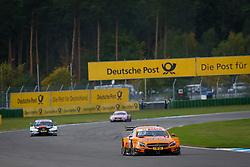October 13, 2017 - Germany - Motorsports: DTM race Nuerburgring, Saison 2017 - 9. Event Hockenheimring, GER, # 63 Maro Engel (GER, HWA AG, Mercedes-AMG C63 DTM) (Credit Image: © Hoch Zwei via ZUMA Wire)