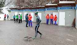 05.01.2016, Paul Ausserleitner Schanze, Bischofshofen, AUT, FIS Weltcup Ski Sprung, Vierschanzentournee, Training, im Bild Peter Prevc (SLO) // Peter Prevc of Slovenia before his Practice Jump for the Four Hills Tournament of FIS Ski Jumping World Cup at the Paul Ausserleitner Schanze, Bischofshofen, Austria on 2016/01/05. EXPA Pictures © 2016, PhotoCredit: EXPA/ JFK