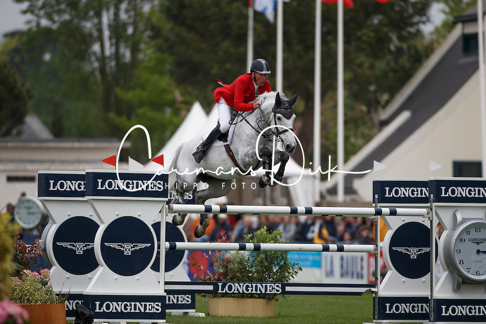Beerbaum Ludger, (GER), Chiara  <br /> Furusiyya FEI Nations Cup presented by Longines <br /> La Baule 2016<br /> © Hippo Foto - Dirk Caremans<br /> 13/05/16