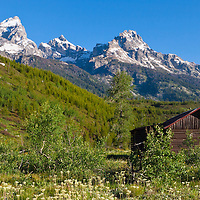 Grand Teton Climbers Ranch