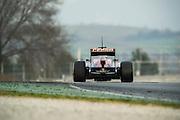February 21, 2013 - Barcelona Spain. Jean-Eric Vergne, Scuderia Toro Rosso during pre-season testing from Circuit de Catalunya.