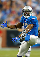 Detroit Lions wide receiver Nate Burleson (13) (AP Photo/Rick Osentoski)