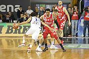 Luca Vitali<br /> Germani Basket Brescia Leonessa - The Flexx Pistoia Basket<br /> Lega Basket Serie A 2016/2017<br /> PalaGeorge 08/01/2017<br /> Foto Ciamillo-Castoria