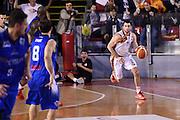 Anthony Raffa<br /> Unicusano Roma - Roma Gas & Power Roma<br /> Campionato Basket LNP 2016/2017<br /> Roma 27/11/2016<br /> Foto Ciamillo-Castoria