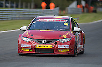 #30 Martin Depper Honda Civic Eurotech Racing