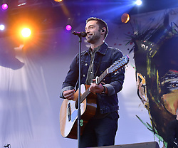 June 8, 2017 - Stockholm, Sweden - MÃ¥ns Zelmerlöw in concert at Gröna Lund, Stockholm, Sweden, 2017-06-08..(c) Karin Törnblom / IBL Bildbyrà (Credit Image: © Aftonbladet/IBL via ZUMA Wire)