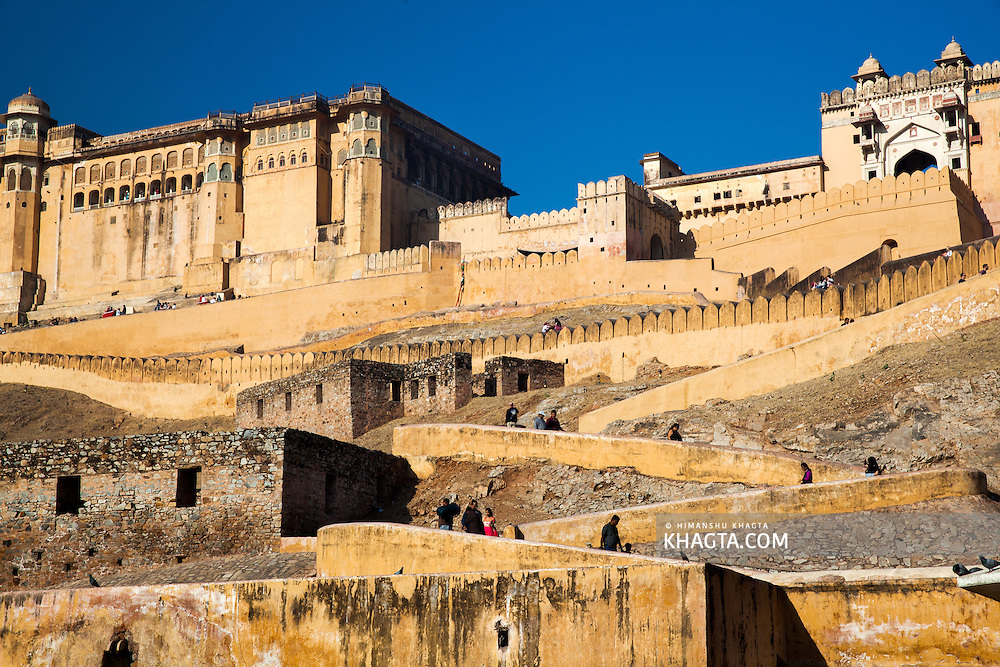 Amer Fort of Jaipur, Rajasthan